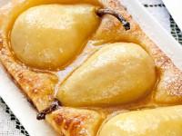 Caramel pear